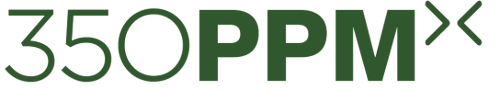 350ppm Logo