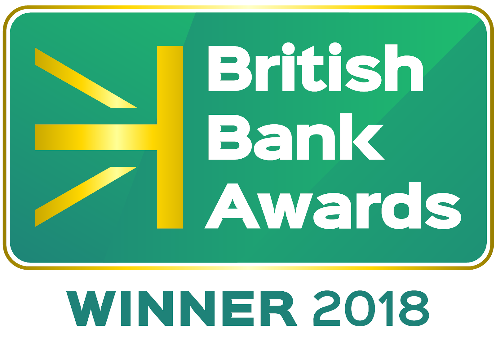 British Banking awards winner